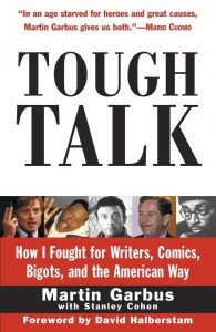 Martin Garbus books tough talk